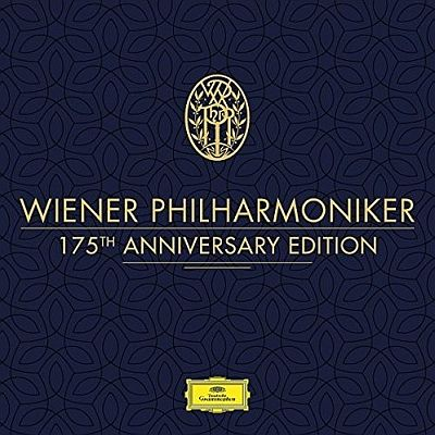 WIENER PHILARMONIKER - 175th ANNIVERSARY EDITION