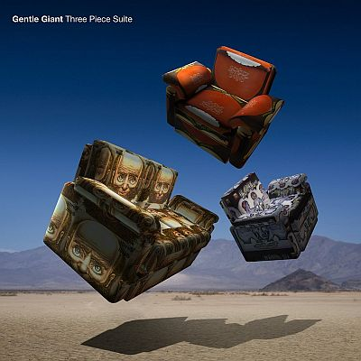 GENTLE GIANT - THREE PIECES SUITE