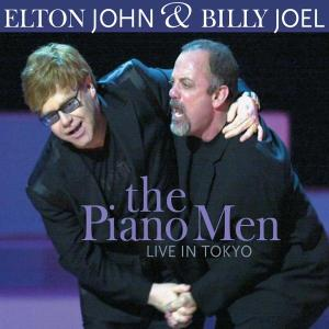 ELTON JOHN & BILLY JOEL - THE PIANO MEN LIVE IN TOKYO