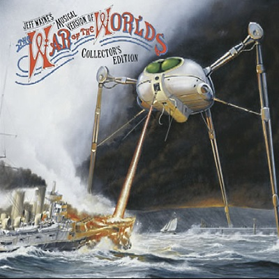 JEFF WAYNE - WAR OF THE WORLDS DELUXE EDITION