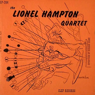 LIONEL HAMPTON - THE LIONEL HAMPTON QUARTET